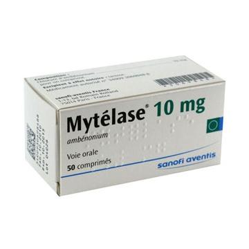 Embalagem do Mytelase